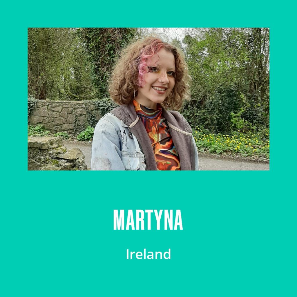 Martyna from Ireland image