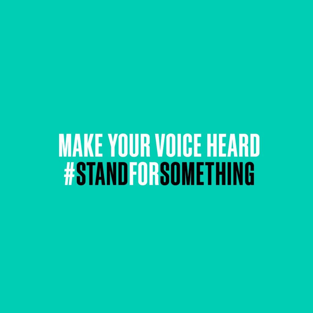 Make your voice heard image
